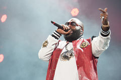 Rick Ross Royalty Free Stock Photo