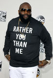 Rick Ross. At the 2016 American Music Awards held at the Microsoft Theater in Los Angeles, USA on November 20, 2016 Royalty Free Stock Image