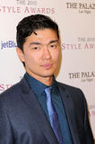 Rick Yune. At the 2010 Hollywood Style Awards, Hammer Museum, Westwood, CA. 12-12-10 Royalty Free Stock Photos