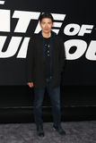 Rick Yune. NEW YORK-APR 8: Actor Rick Yune attends the premiere of `The Fate of the Furious` at Radio City Music Hall on April 8, 2017 in New York City Stock Photography