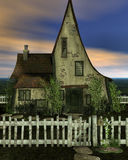 A Rickety Cottage Royalty Free Stock Photo