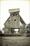 Rickety Old Barn Stock Images