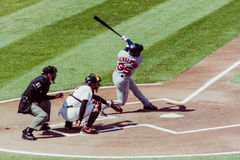 Rickey Henderson Boston Red Sox Fotografering för Bildbyråer