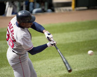 Rickey Henderson, Boston Red Sox Royalty Free Stock Photography