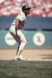 Rickey Henderson Oakland Athletics Fotografering för Bildbyråer