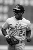 Rickey Henderson Royalty Free Stock Images