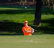 Rickie Fowler at the 2011 US Open Stock Images
