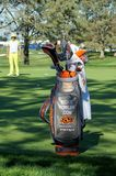 Rickie Fowler Golf Bag Royalty Free Stock Photo