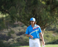 Rickie Fowler Golfer 2011 Farmers Insurance Open Royalty Free Stock Photos
