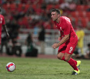 Rickie Lambert of Liverpool Stock Images