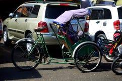 Ricksaw στην Καμπότζη Στοκ φωτογραφίες με δικαίωμα ελεύθερης χρήσης