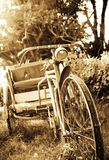 Rickshaw, Royalty Free Stock Images