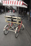 rickshaw Foto de Stock Royalty Free