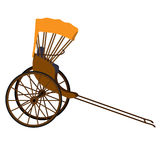 rickshaw Imagenes de archivo