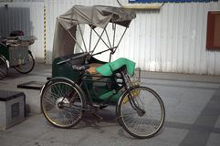 Rickshaw Stock Photography