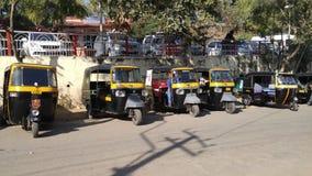 rickshaw Immagini Stock Libere da Diritti