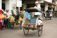 Rickshaw Stock Photos