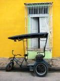 Rickshaw, Cuba Stock Images