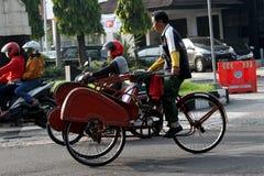 Rickshaw Stock Image