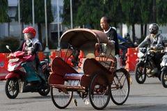 Rickshaw Stock Images