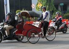 Rickshaw Royalty Free Stock Image