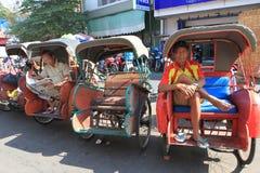 Rickshaw Stock Photos