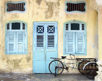 Rickshaw. Georgetown, Malaysia Royalty Free Stock Image