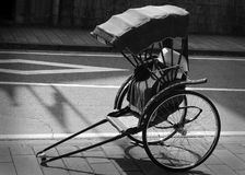 Rickshaw from Japan Royalty Free Stock Photography