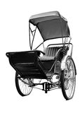 Rickshaw transport Royalty Free Stock Photos