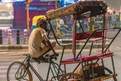 Rickshaw waiting for passengers
