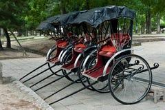 Rickshaws Royalty Free Stock Image