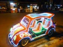 Rickshaws för en afton Royaltyfri Bild