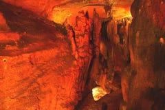 Rickwood Caverns - Alabama Stock Image