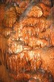 Rickwood Caverns - Alabama. Amazing underground cave formations of Rickwood Caverns in Alabama Stock Photography