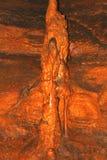 Rickwood Caverns in Alabama Royalty Free Stock Photos