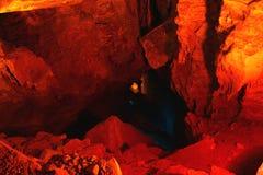 Rickwood Caverns Alabama Stock Image