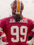 Ricky Jean Francois Royalty Free Stock Photography