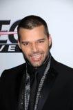 Ricky Martin, Clive Davis Photographie stock