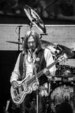 Ricky Phillips STYX spełnianie przy Kalifornia koncertem obrazy royalty free
