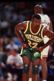 Ricky Pierce, Seattle Sonics Stock Photos
