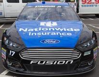 Ricky Stenhouse Jr Nationwide Race Car stock photography