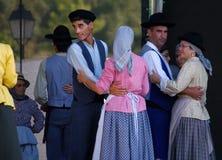 Rico ³ DA Figueira van de rancho folclà stock foto
