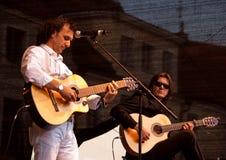 Rico Sanches y Jose Fotos de archivo