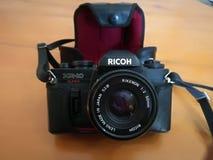 Ricoh vintage camera Royalty Free Stock Photo