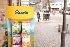 Ricola Stock Photography