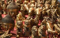 Ricordi bronze cinesi Fotografia Stock