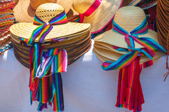 Ricordi del cappello messicano Immagine Stock Libera da Diritti
