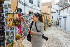 Ricordi di Guadalest fotografia stock