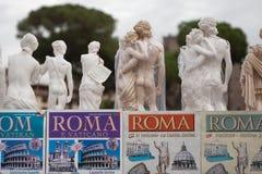 Ricordi di Roma Fotografia Stock