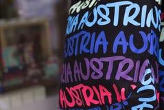 Ricordi di viaggio dall'Austria Fotografia Stock Libera da Diritti